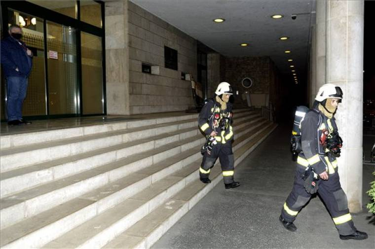 Millions of damage occurred in the server room of the Office of the National Assembly