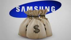 Rekordprofitot hozott a Galaxy S III a Samsungnak kép