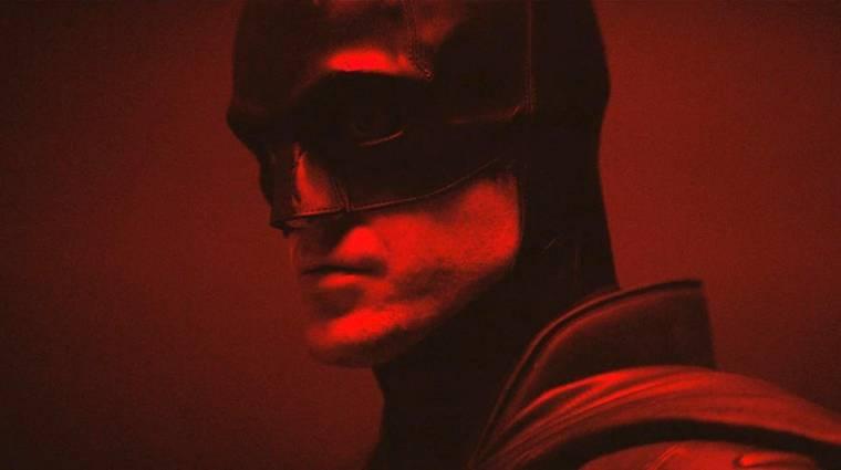 Így fog kinézni Robert Pattinson Batman ruhájában bevezetőkép