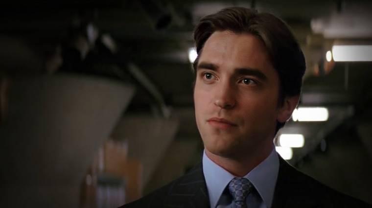 Így nézne ki Robert Pattinson a Batman: Kezdődik! Bruce Wayne-jeként kép