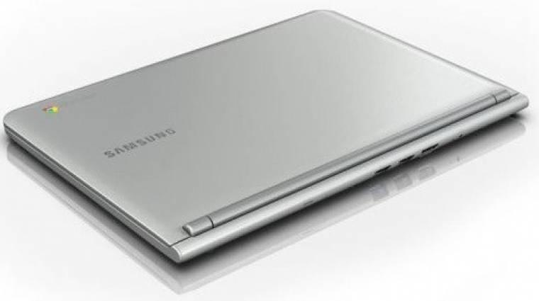 Hivatalos a 250 dolláros Chromebook kép