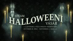 Elrajtolt a Steam halloweeni vására, remek akciók várnak kép