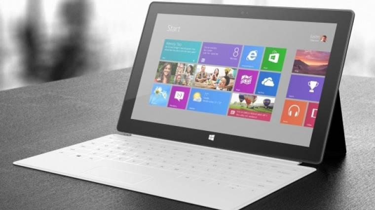 Unortodox a Windows RT 8.1 előzetese kép