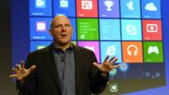 Ablak a Microsoft jövőjére - bemutatták a Windows 8-at kép