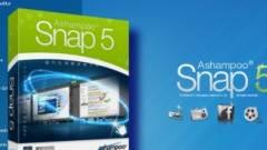 Ashampoo Snap 5 - kép és video képernyőről kép