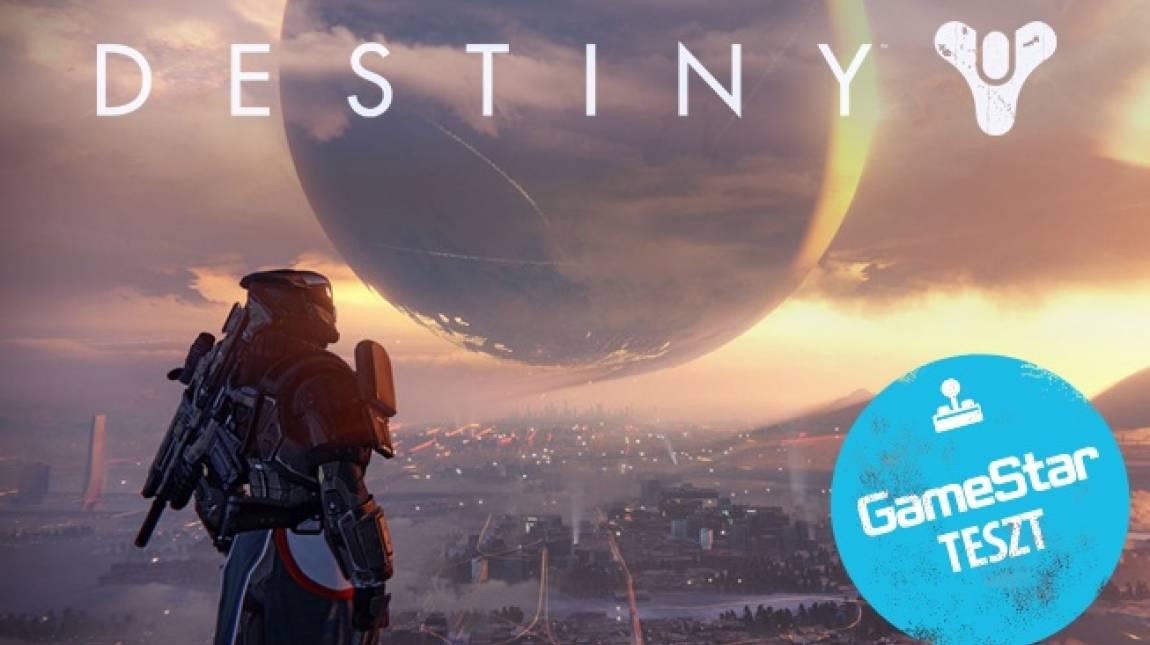 Destiny teszt - legenda lennék bevezetőkép