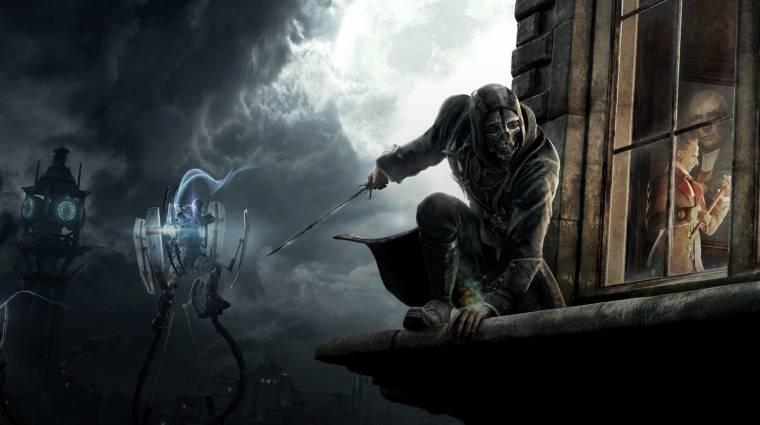 Dishonored - a héten jön a GOTY (videó) bevezetőkép