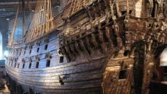 Egy mélyre süllyedt projekt - a Vasa kép