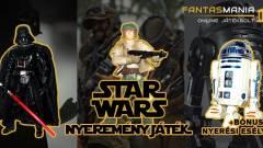 Nyerj velünk Star Wars figurát a Zsivány Egyes kapcsán! kép
