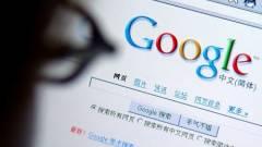 Megint blokkolták a Google szolgáltatásait Kínában kép