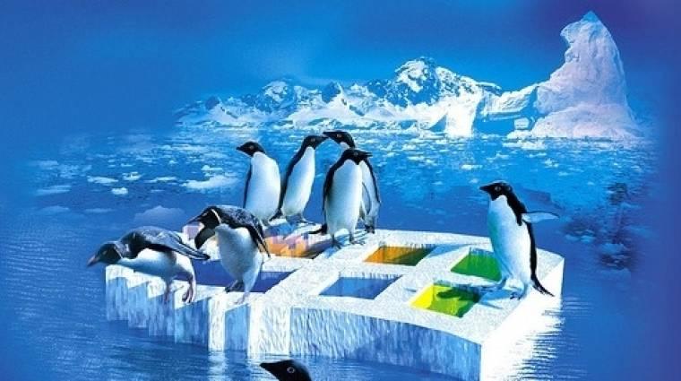 A lábon lőtt pingvin esete a 3D-gyorsítással II. kép