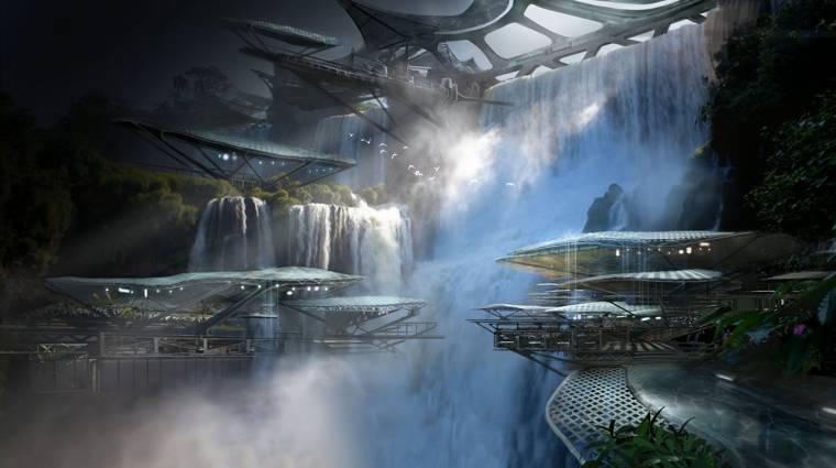 Új infók érkeztek a BioWare titkos projektjéről és a Mass Effect 4-ről bevezetőkép