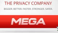 Biztonságos e-mailt ígér a MEGA kép