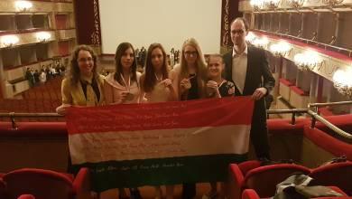 Magyar lányok sikere a matematikai olimpián