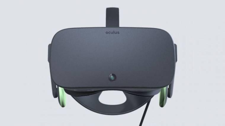 Bemutatkozott az Oculus Rift végleges változata bevezetőkép