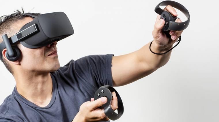 Oculus Touch - megvan az ár és a megjelenési dátum? bevezetőkép