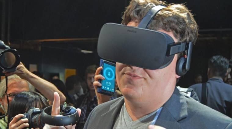 A világ összes Oculus Riftje egyszerre állt le bevezetőkép