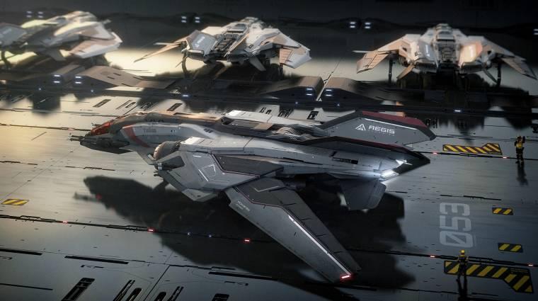 A Crytek beperelte a Star Citizen készítőit bevezetőkép