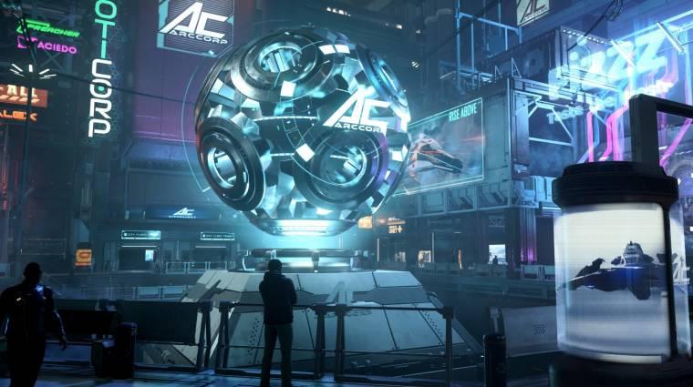 Star Citizen - elindult a Free Fly esemény, ingyen kipróbálható a játék bevezetőkép