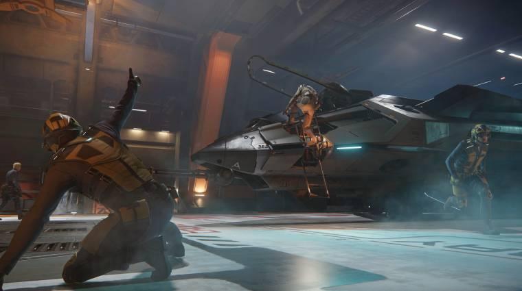 A Star Citizen fejlesztői megelégelték a Crytek vádaskodásait bevezetőkép