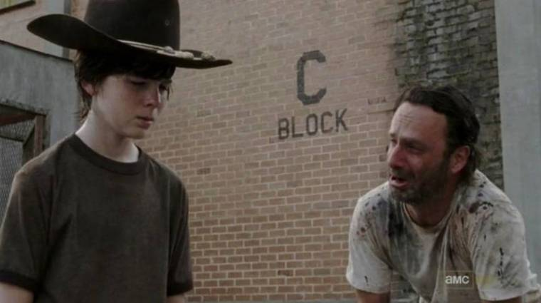 A The Walking Dead Carlja GTA Online-t kezdett streamelni bevezetőkép