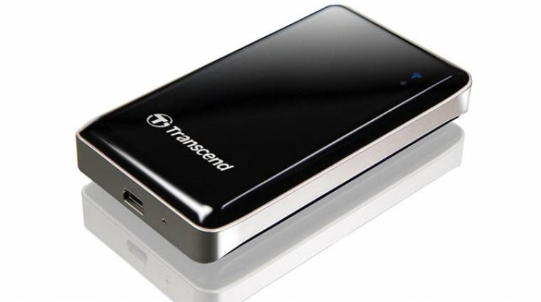 Vezeték nélküli SSD hálózati adattárolóként kép