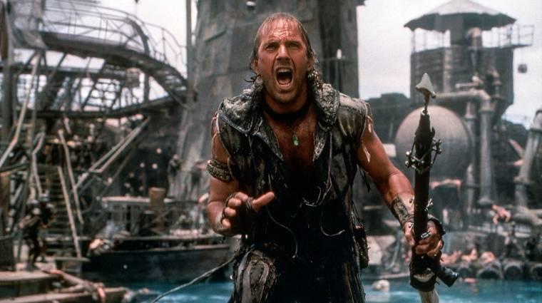 Senki sem számított erre, folytatást kap a Waterworld bevezetőkép