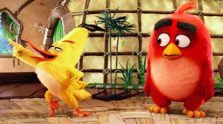 Angry Birds film - itt az első előzetes bevezetőkép