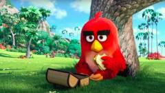 Angry Birds film - egészen vicces lett az új trailer kép