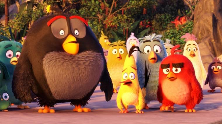 Nyugi, minden fontos szereplő visszatér a második Angry Birds filmre bevezetőkép