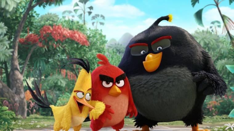 Angry Birds sorozatot készít a Netflix bevezetőkép