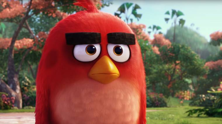 Angry Birds film - jön a folytatás bevezetőkép