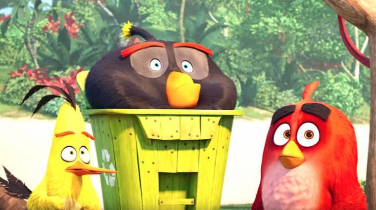 Angry Birds 2 - a második filmtől is azt kapjuk, amit várhatunk bevezetőkép