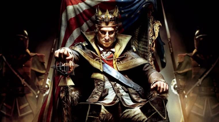 Assassin's Creed III: The Tyranny of King Washington - íme a befejező rész bevezetőkép