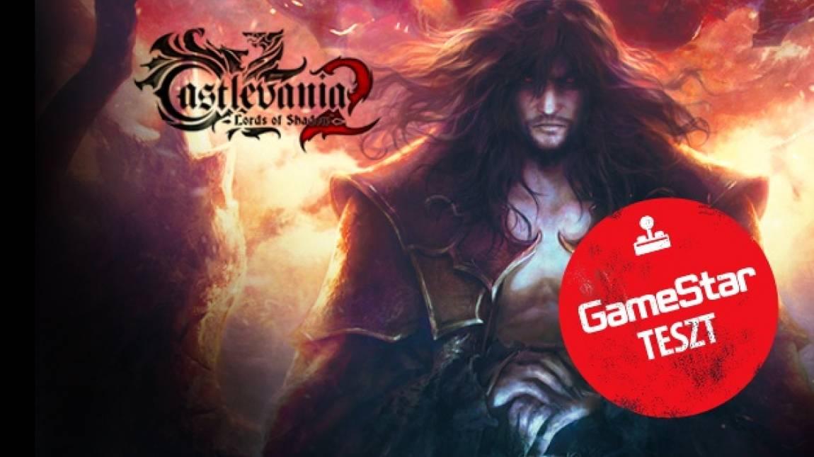 Castlevania: Lords of Shadow 2 teszt - kicsit véres a szám széle bevezetőkép