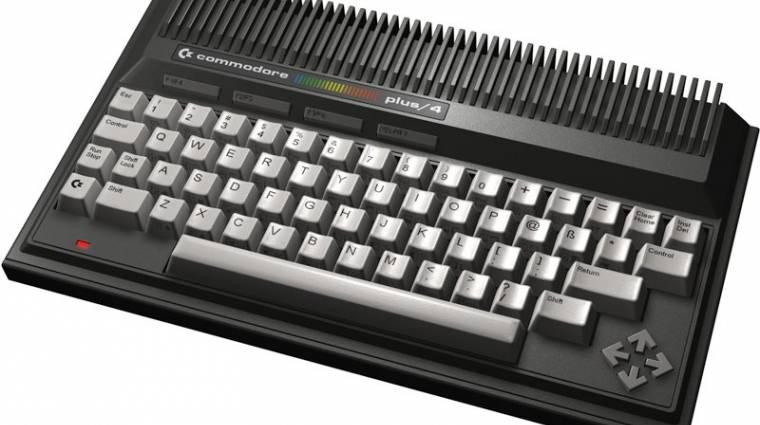 Commodore Plus/4, a színes iskolagép kép
