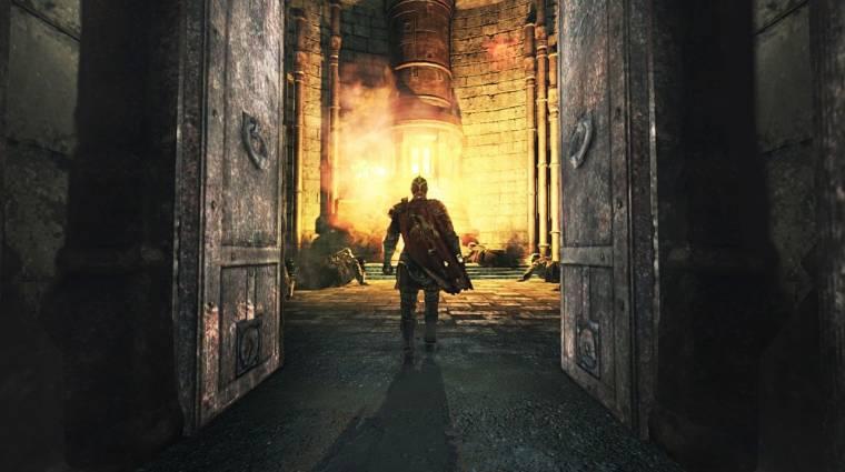 Dark Souls II patch - megváltozott a befejezés bevezetőkép