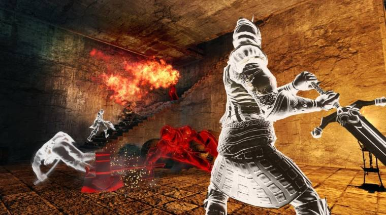 Dark Souls II - javítva a bug, amitől rosszabb lett a fegyver, minél jobban futott a játék bevezetőkép