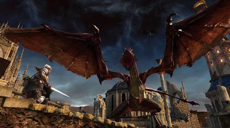 Dark Souls II: Scholar of the First Sin - így fut 1080p-ben, 60 fps-sel (videó) bevezetőkép