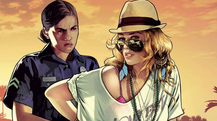 Újra az élbolyban a Grand Theft Auto 5 bevezetőkép
