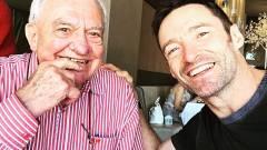 Elhunyt Hugh Jackman apja, a színész érzelmes poszttal búcsúztatta kép