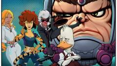 Négy új animációs sorozatot jelentett be a Marvel kép