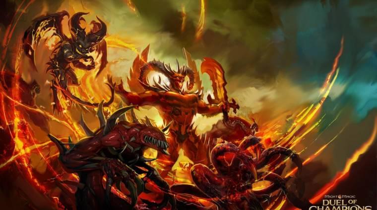 Might & Magic: Duel of Champions - megjött a Forgotten Wars kiegészítő bevezetőkép