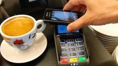 Mobilfizetés - még csekély, de meredeken nő kép