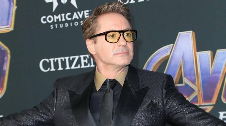 Robert Downey Jr. eleve nem is akart kampányolni azért, hogy Oscar-díjat kapjon Vasember szerepéért bevezetőkép