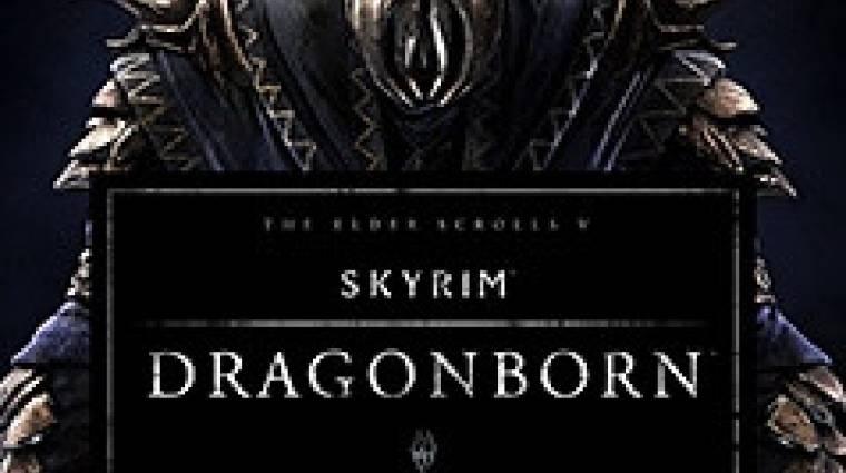 Sykrim: Dragonborn - Vissza Morrowindbe? bevezetőkép