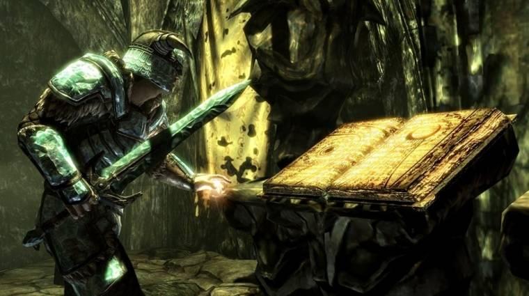 Nem egy univerzumban játszódik a Fallout és a The Elder Scrolls sorozat bevezetőkép