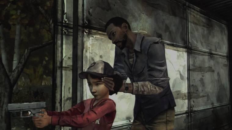A Walking Dead lett az év játéka az idei Video Game Awards-on bevezetőkép