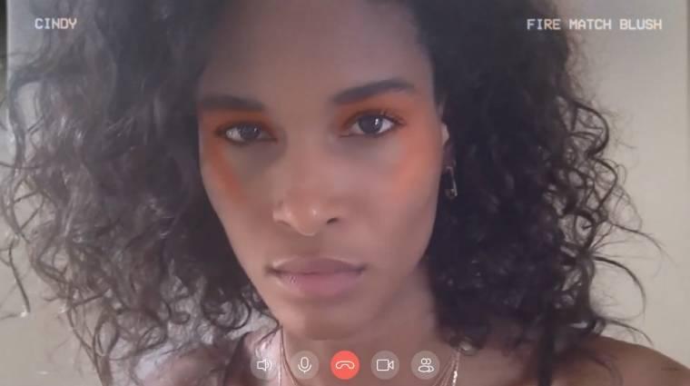 Virtuális sminkkel állt elő a L'Oréal kép