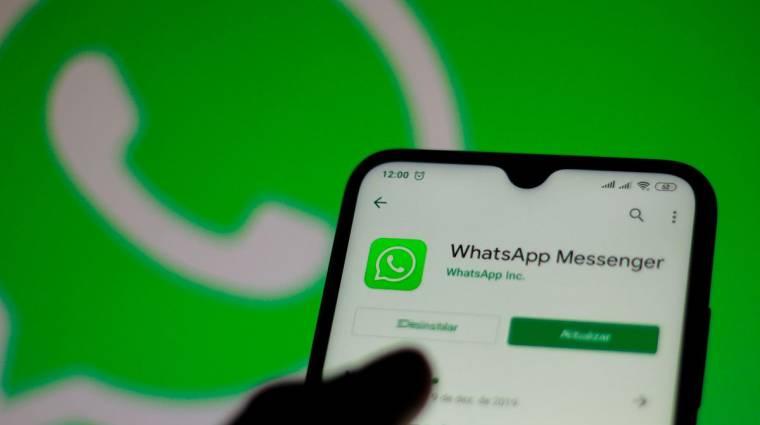 Megkönnyíti az iPhone leváltását a WhatsApp kép